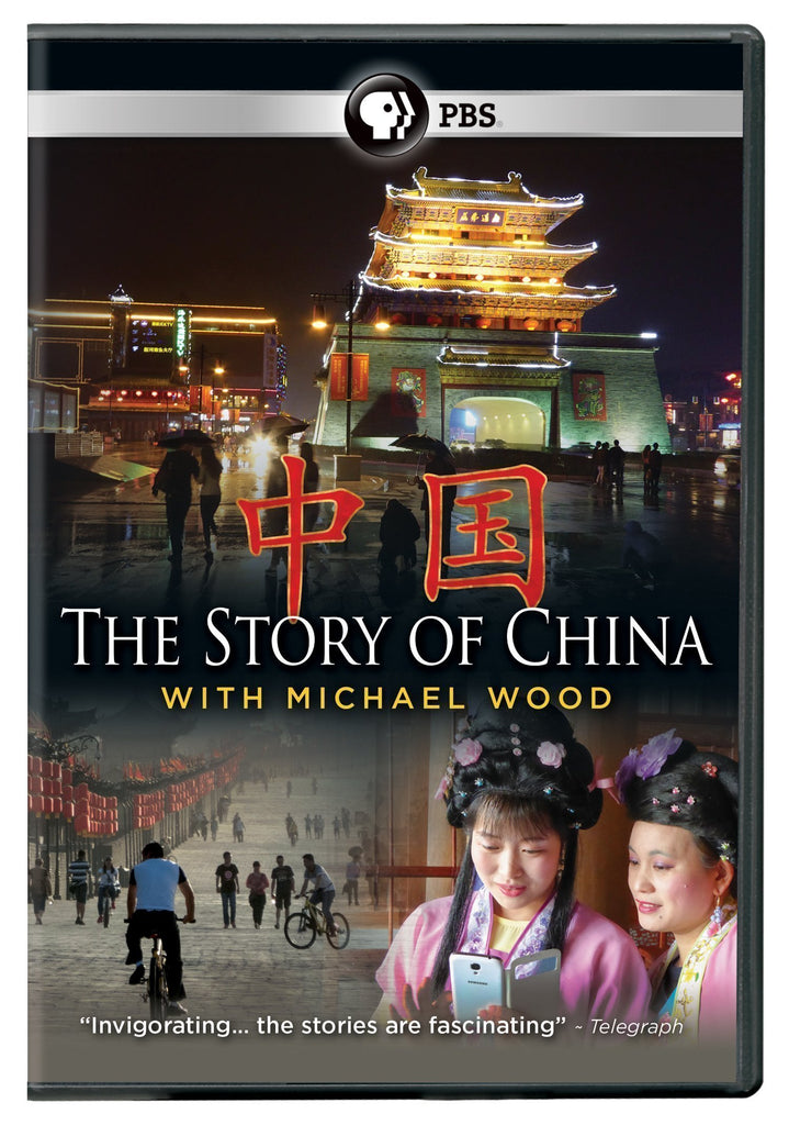 The Story of China with Michael Wood