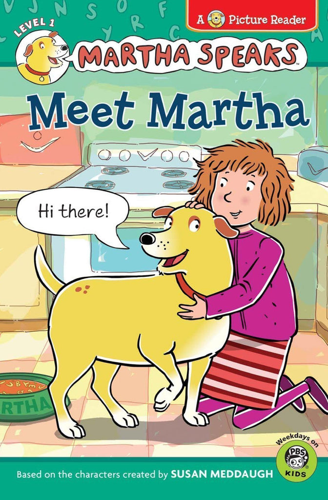 Martha Speaks: Meet Martha