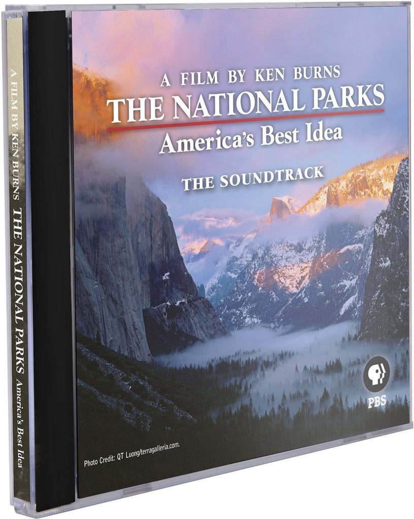 Ken Burns: The National Parks - America's Best Idea (The Soundtrack)