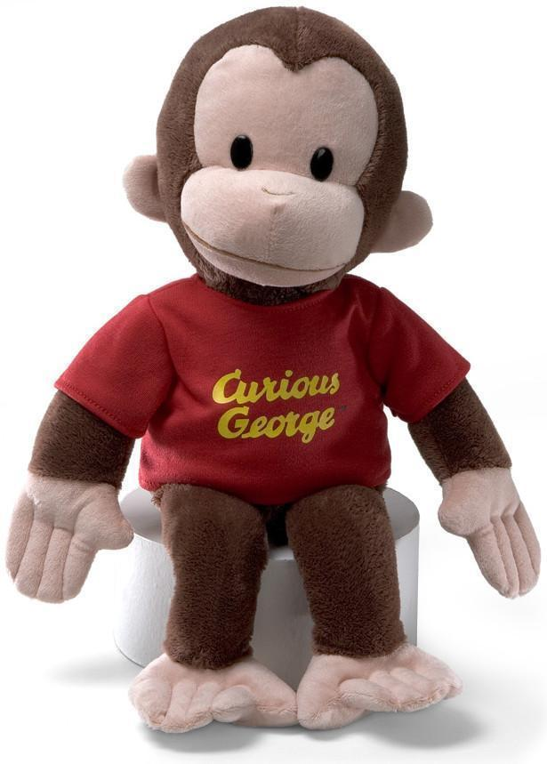 Curious George 16-inch Plush