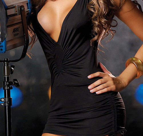 6colors sexy dress nightclub dress hot selling sexy costume v deep backless NEW club wear party girl - Monika's Dresses