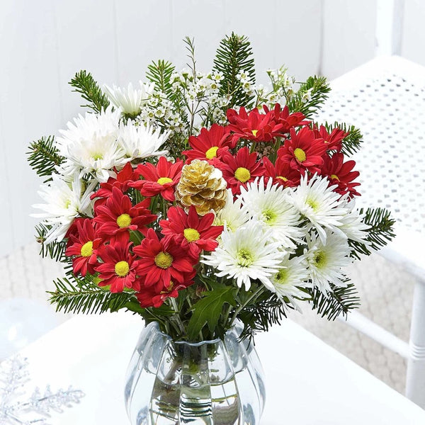 Decorate Your Home with Christmas Flowers