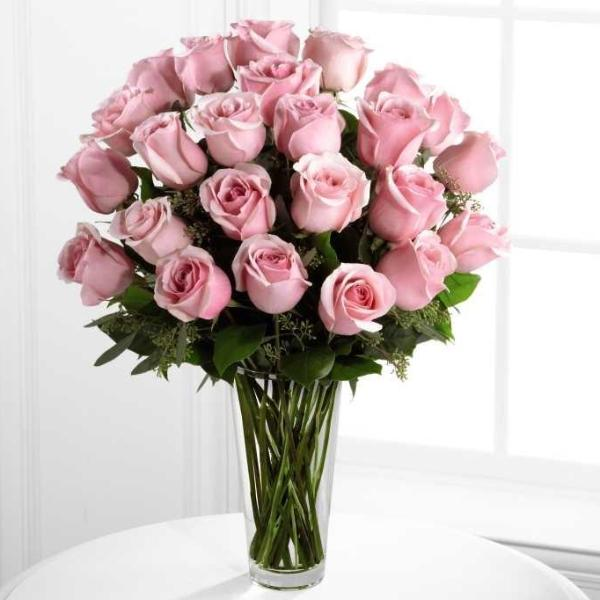 THIS WEEK'S SPECIAL: 24 PINK ROSES - YOURS TRULY