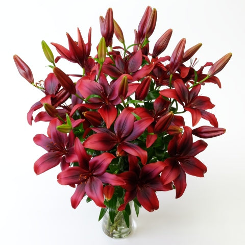 THIS WEEK'S SPECIAL: RED LOVE + VASE