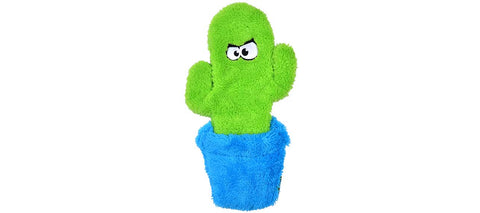 Duraplush Potted Cactus Dog Toy (Unstuffed)