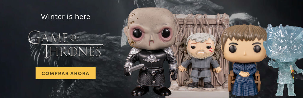 Funko POP Game of Thrones Funatic Store Colombia