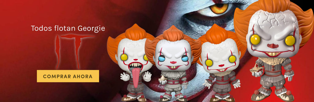 Funko POP IT Pennywise Funatic Store Colombia