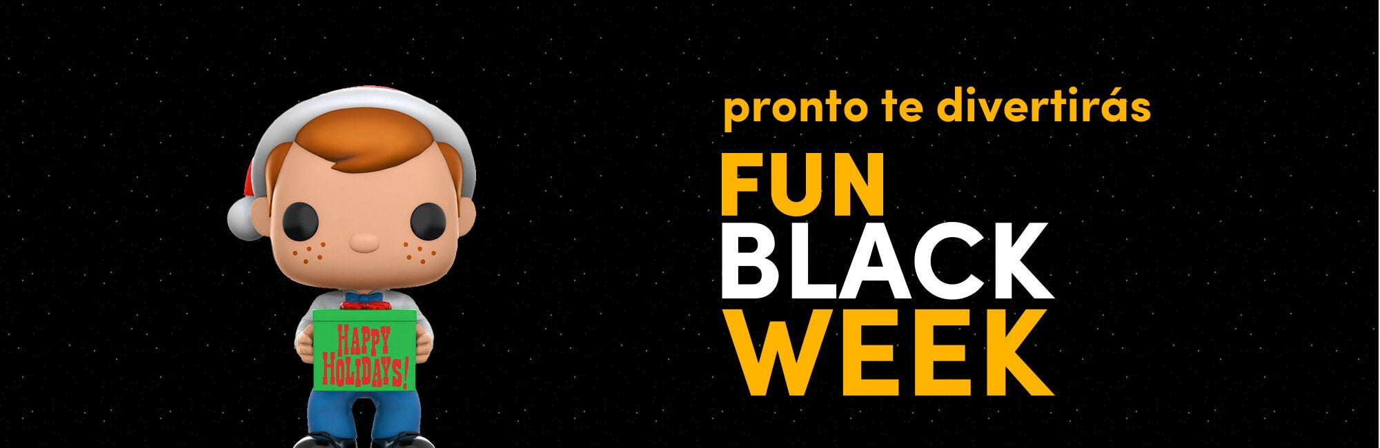 Fun Black Week Funatic Store Colombia 2018