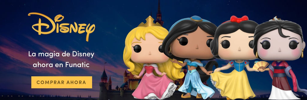 Funko Disney Princesas Funatic Store Colombia