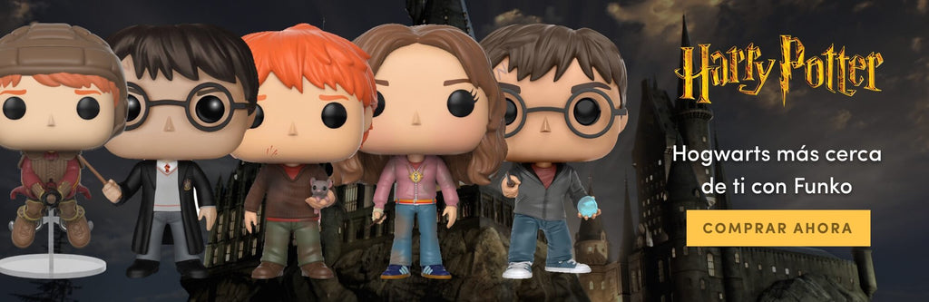Funko POP Harry Potter Funatic Store Colombia