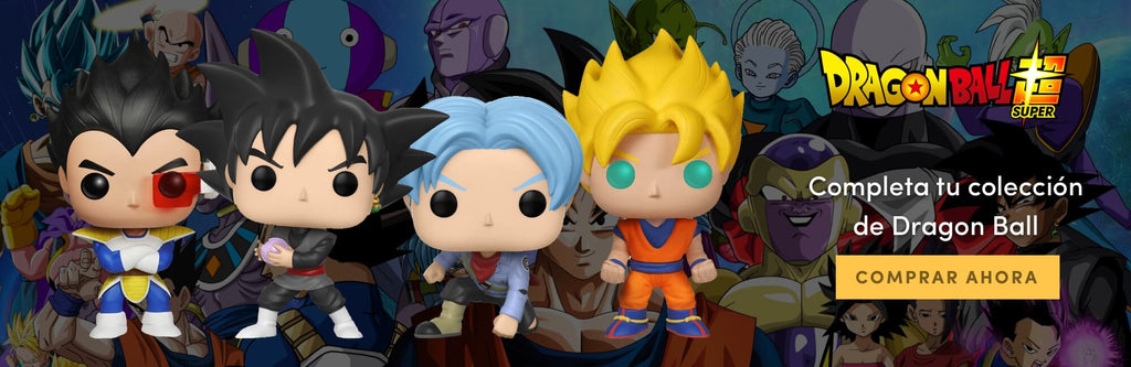 Funko POP Dragon Ball Funatic Store Colombia
