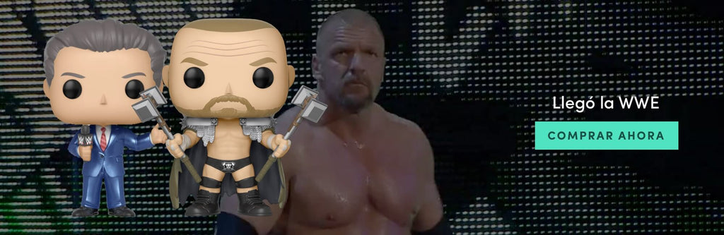 Funko POP WWE Funatic Store Colombia