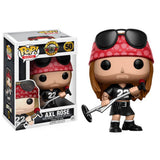 Axl Rose 01 Guns n Roses Funko POP Funatic Store