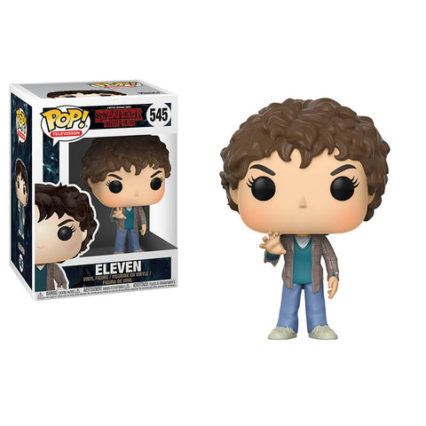Eleven T2 01 Stranger Things Netflix Funko POP Funatic Store Colombia