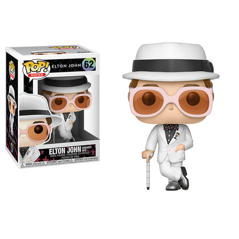 Funko POP Elton John 01 Funatic Store Colombia
