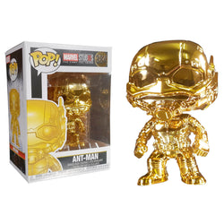 Funko POP Ant Man Dorado 384