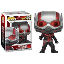 Funko POP Ant-Man Marvel Funatic Store Colombia
