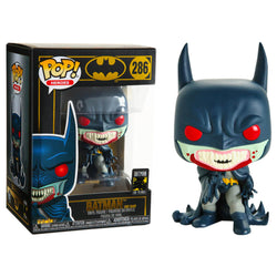 Funko POP Batman Red Rain 286 DC Comics Funatic Store Colombia