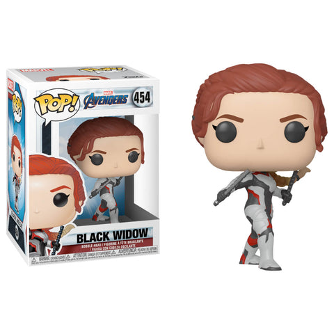 Funko POP Black Widow 454 Avengers Endgame Marvel Funatic Store Colombia