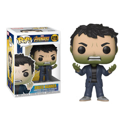 Funko POP Bruce Banner 419 Avengers Infinity War Funatic Store Colombia