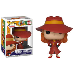 Funko POP Carmen Sandiego Funatic Store Colombia