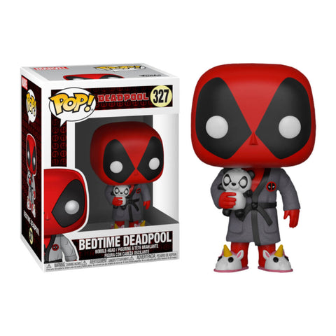 Funko POP Deadpool Bata Marvel Funatic Store Colombia