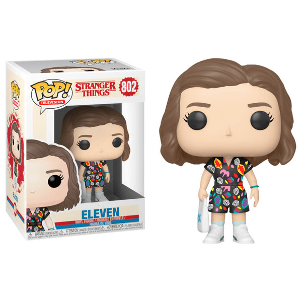 Funko POP Eleven 802 Stranger Things Netflix Funatic Store Colombia
