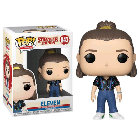 Funko POP Eleven 843 Stranger Things Netflix Funatic Store Colombia