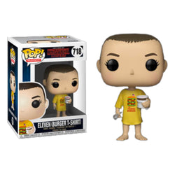 Funko POP Eleven Camiseta Stranger Things Netflix Funatic Store Colombia