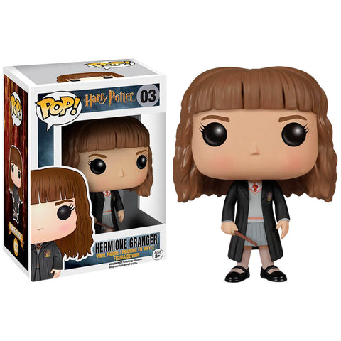 Funko POP Hermione Granger 03 Harry Potter Funatic Store Colombia
