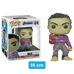 Funko POP Hulk Guante 478 Avengers Endgame Marvel Funatic Store Colombia