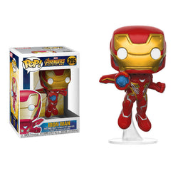 Funko POP Iron Man 01 Avengers Infinity War