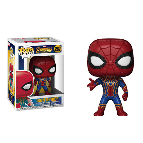 Funko POP Iron Spider 01 Avengers Infinity War