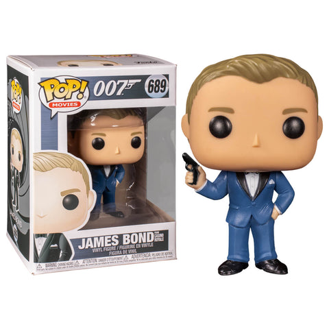 Funko POP James Bond Casino Royale 689 Funatic Store Colombia