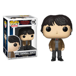Funko POP Mike Baile Stranger Things Netflix Funatic Store Colombia