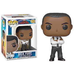 Funko POP Nick Fury 428 Capitana Marvel Funatic Store Colombia