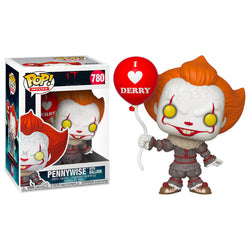 Funko POP Pennywise It Globo 777 Funatic Store Colombia
