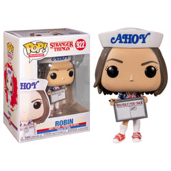 Funko POP Robin 922 Stranger Things 3 Funatic Store Colombia