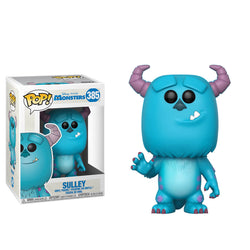 Funko POP Sulley 01 Monsters Inc Pixar Funatic Store Colombia