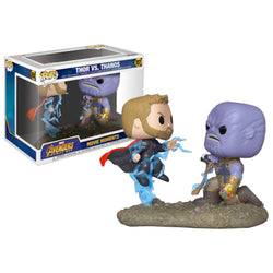 Funko POP Thor vs Thanos 707 Marvel Funatic Store Colombia