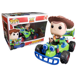 Funko POP Woody RC 56 Toy Story Disney Pixar Funatic Store Colombia