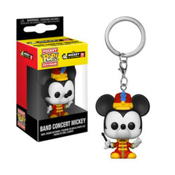 Llavero Funko POP Mickey Banda Disney Funatic Store Colombia