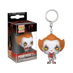Llavero Funko POP Pennywise Globo IT Funatic Store Colombia