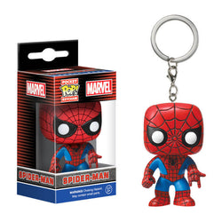 Llavero Funko POP Spiderman Clásico