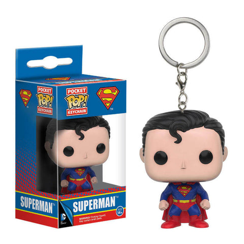 Llavero Funko POP Superman