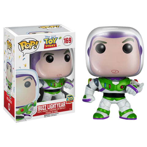 Funko POP Buzz Lightyear 169 Toy Story Pixar Funatic Store Colombia
