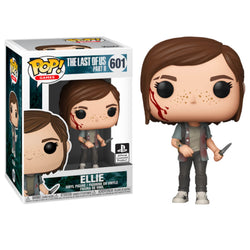 Funko POP Ellie 601 The Last of Us II Funatic Store Colombia