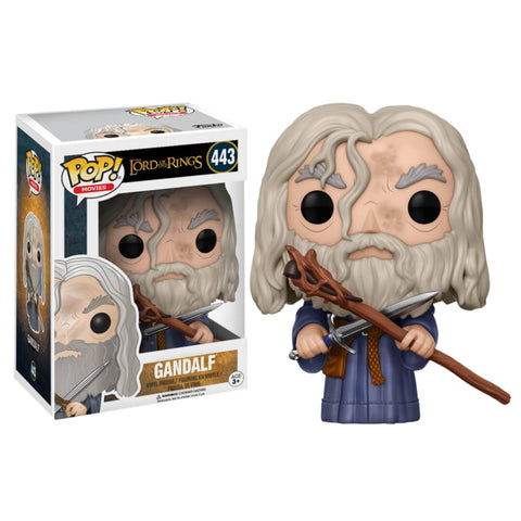 Funko POP Gandalf 443 The Lord of The Rings Funatic Store Colombia