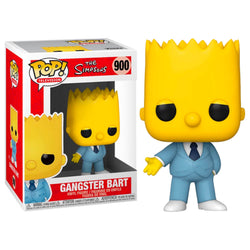 Funko POP Gangster Bart 900 The Simpsons Funatic Store Colombia