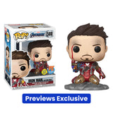 Funko POP Iron Man I Am Iron Man 580 01 Avengers Endgame Mavel Funatic Store Colombia